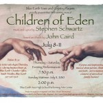 Children of Eden - Summer 2010